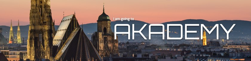 I'm going to Akademy! https://akademy.kde.org/2018